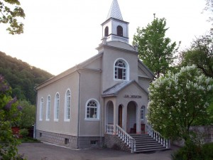 vew of our church